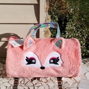 Other - Pink Foxy Bag